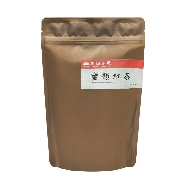 有機蜜韻紅茶補充包 80g (手採)