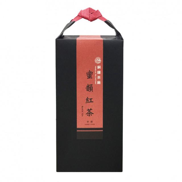 銅鑼-蜜韻紅茶120g(手採)