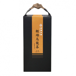 銅鑼-輕焙烏龍茶150g (手採)