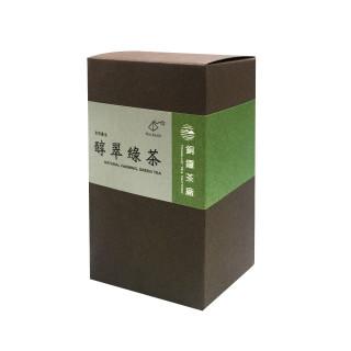 醇翠綠茶立體茶包 2.5gx20入/盒