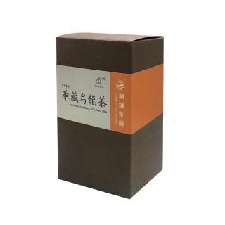 雅藏烏龍茶(立體茶包) 2.5gx20入