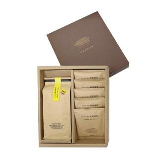 LuGao 鹿篙咖啡禮盒-濾掛5入+蜜處理中淺焙227g